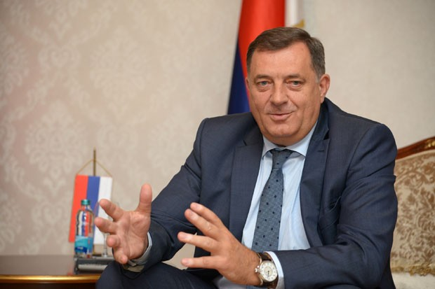 DODIK RECOGNISES THE REALITIES AND CONSTRAINTS OF BUILDING A STABLE BOSNIA